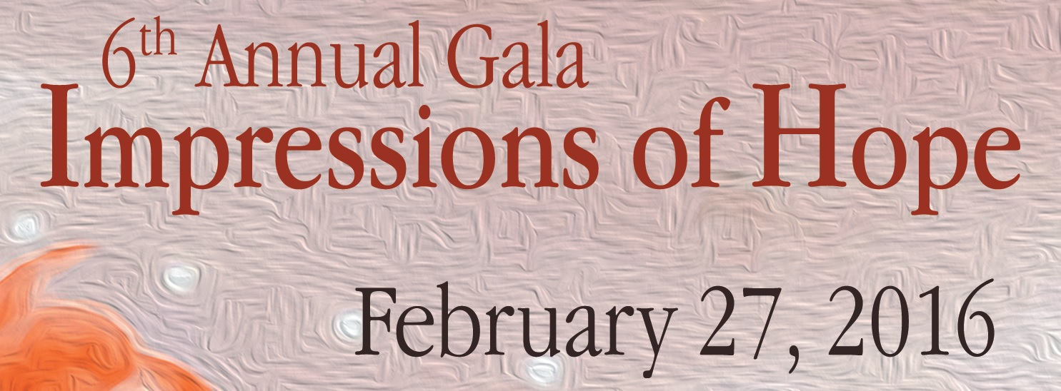 Impressions of Hope ~ Catholic Charities 6th Annual Gala
