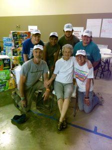 Work Camp Volunteers